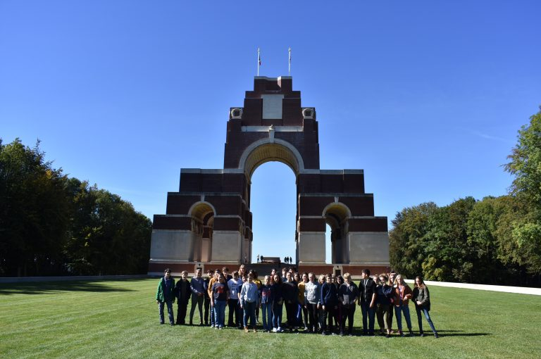 Somme 2 Fairfield High School Ypres 2018